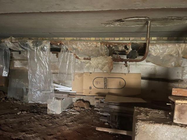 Фото В Айкино выявили неготовность домов к отопительному сезону