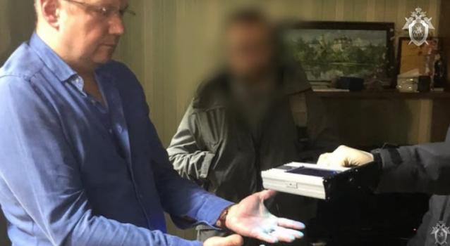 Фото Шургин оставил взятку для Плитко в морозильнике резиденции на Чёрном озере
