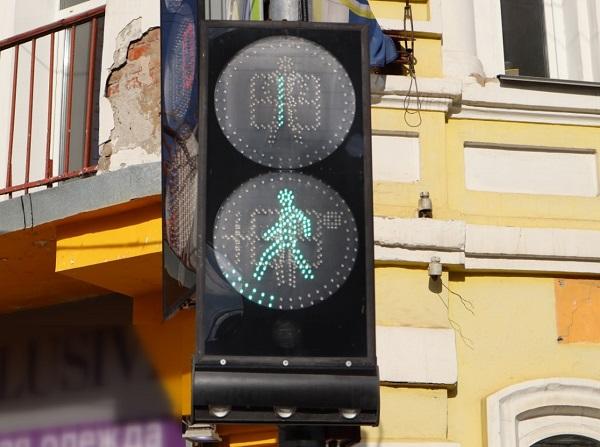 Фото ОНФ: новые светофоры в Кирове издают ложный звуковой сигнал