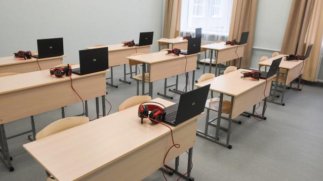 Фото В Кирове открыли новый корпус школы № 42 на Менделеева, 1