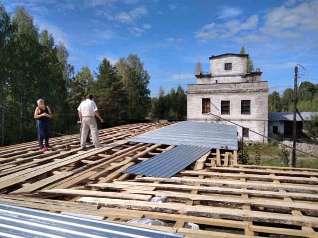 Фото Кирсинская управляющая компания не обеспечила ремонт зданий насосной станции