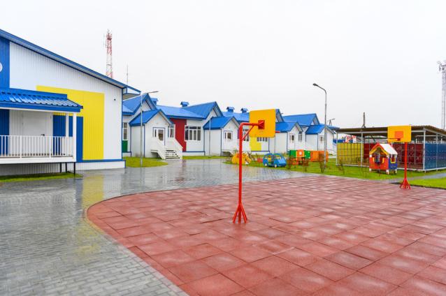 Фото В селе Щельябож открылся детский сад на 45 мест