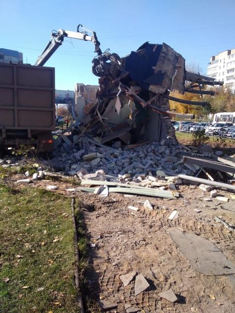 Фото «Т Плюс» добился демонтажа объекта с охранной зоны теплосетей в Кирово-Чепецке