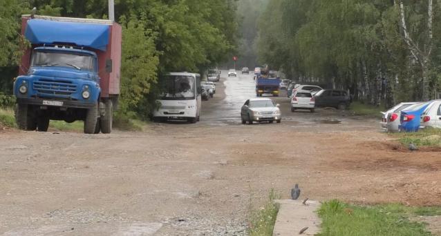 Фото Студенческий проезд в Кирове отремонтируют в 2022 году