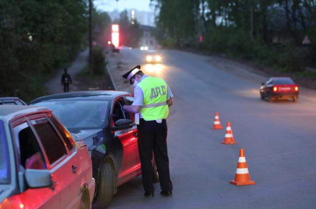 Фото В выходные «сплошные проверки» водителей снова пройдут во всех районах Кирова
