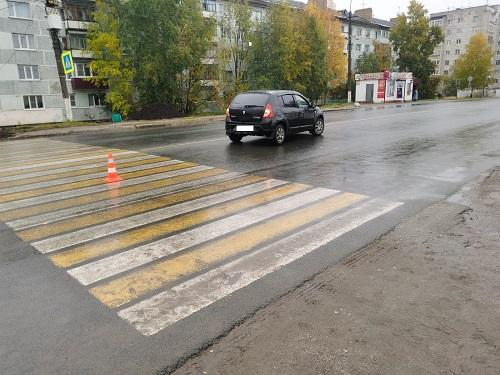 Фото В Ухте водитель сбил двух пешеходов