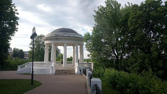Фото В выходные в Кирове ожидается аномально жаркая погода без осадков