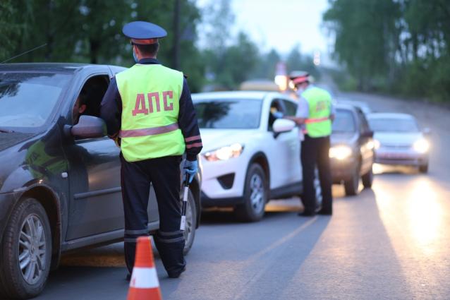 Фото В выходные водителей проверят на трезвость в трех районах Кирова