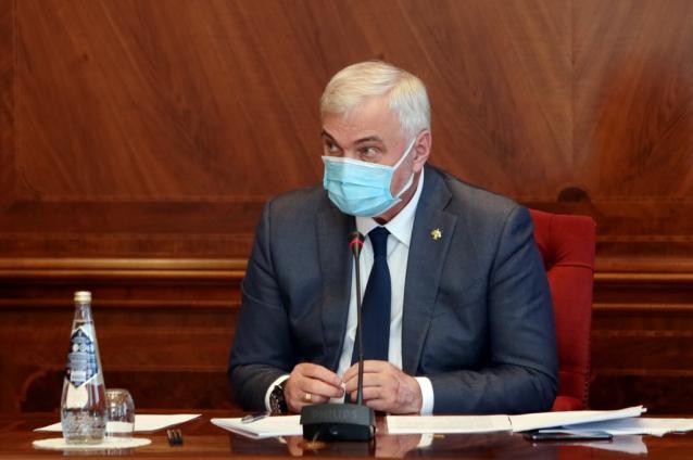 Фото Глава Коми Владимир Уйба ушёл в краткосрочный отпуск