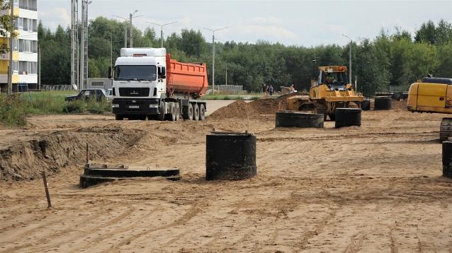 Фото В Кирове улицу Зеленина построят к октябрю 2022 года