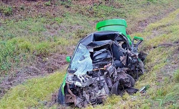 Фото Водитель ВАЗа погиб в ДТП в Кировской области