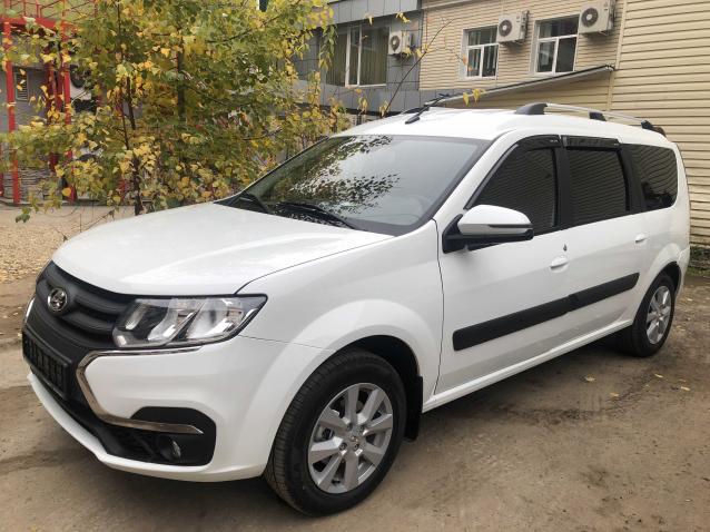 Фото Госпиталь ветеранов в Сыктывкаре получил новый автомобиль