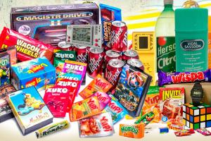 Фото Пройди тест! Насколько хорошо вы помните рекламу из 90-х?