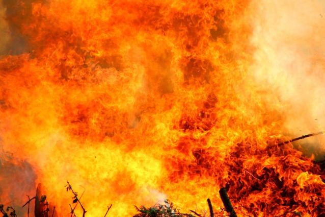Фото На пожаре в Юрьянском районе погибла женщина