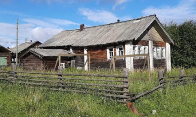 Фото В Коми этноблогер делает из заброшенного дома центр для творческой молодёжи