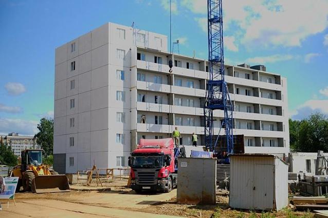 Фото Фонд ЖКХ перечислит в Кировскую область 340 млн рублей на переселение граждан из аварийного жилья