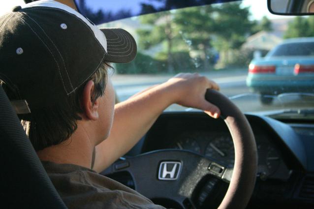 Фото В Усть-Куломском районе мужчину посадили за вождение в нетрезвом виде