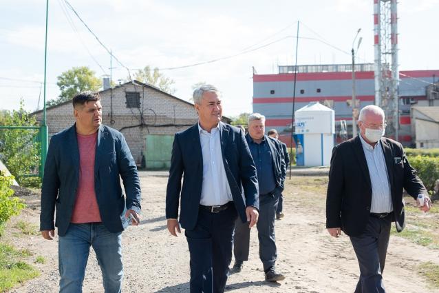 Фото Рахим Азимов провел встречи в Мурыгино и Юрье