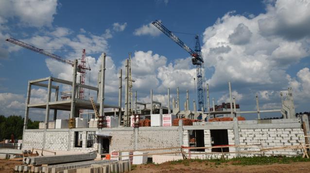 Фото СК «Монолит» займется строительством школ в Долгушино и у Зубаревского леса