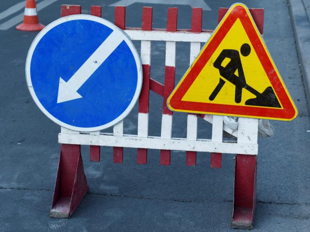 Фото В Кирове ограничат движение на перекрёстке ул. Свободы и Горбачёва