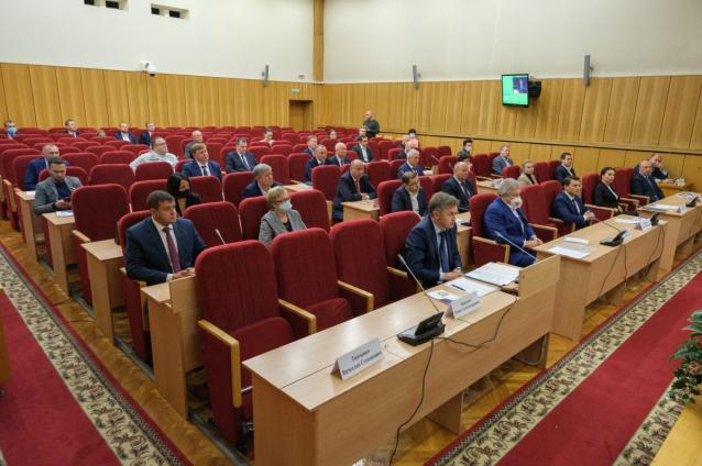 Фото Опубликован список депутатов нового созыва ОЗС