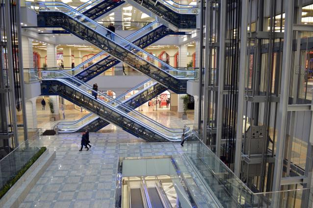 Фото Торговые центры Ухты оцепили из-за сообщения о теракте