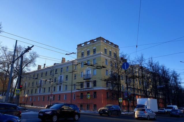 Фото В Кирове в 2021 году отремонтируют фасады 50 домов