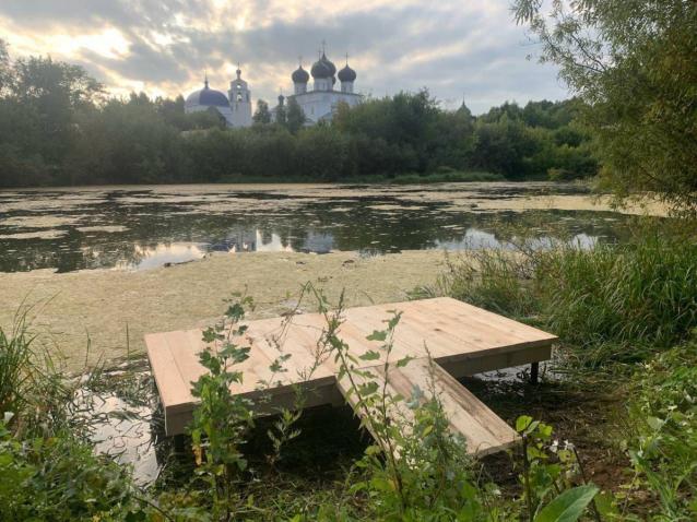 Фото В Кирове разработают концепцию Ежовского экопарка