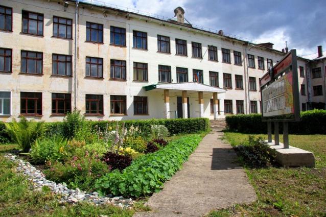 Фото В 2022 году в Кировской области стартует программа капремонта сельских школ
