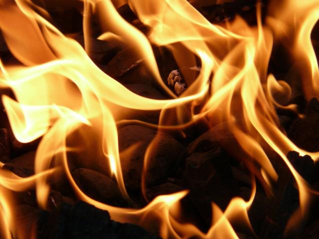 Фото В Усть-Цильме местный полицейский раскрыл поджог