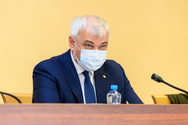 Фото Глава Коми рассказал жителям Инты об инвестиционных проектах резидентов Арктической зоны