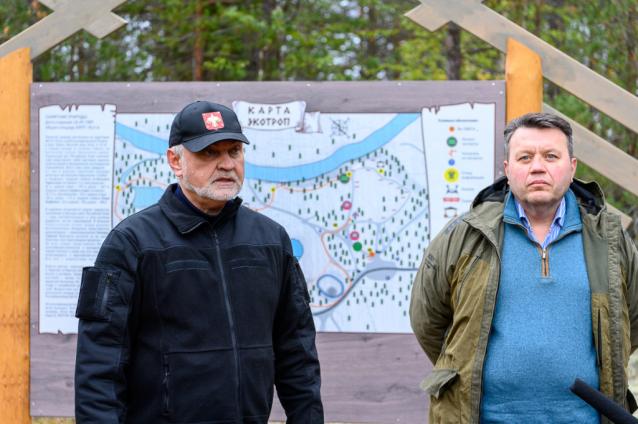 Фото В Коми появилась новая территория для экотуризма