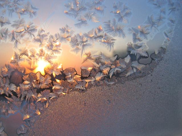 Фото В Кирове 30-градусные морозы зафиксированы впервые с 2017 года