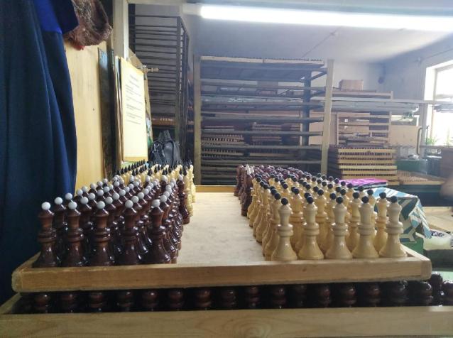 Фото «Орловский шахматный завод» снова не платил работникам зарплату
