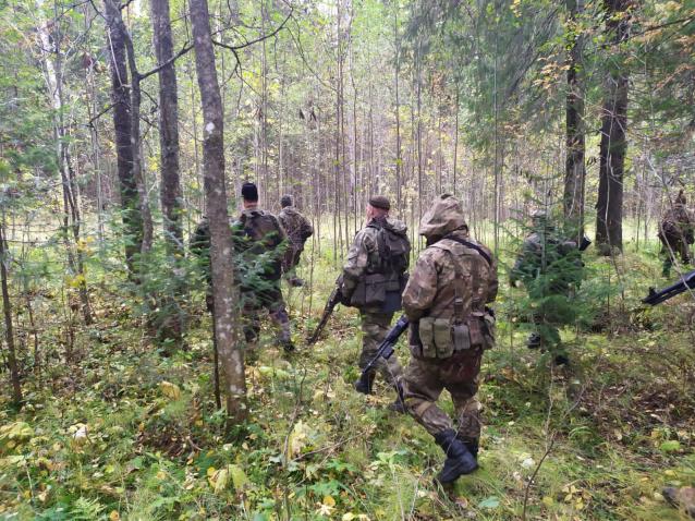 Фото В Сыктывкаре прошли учения по ситуационной стрельбе