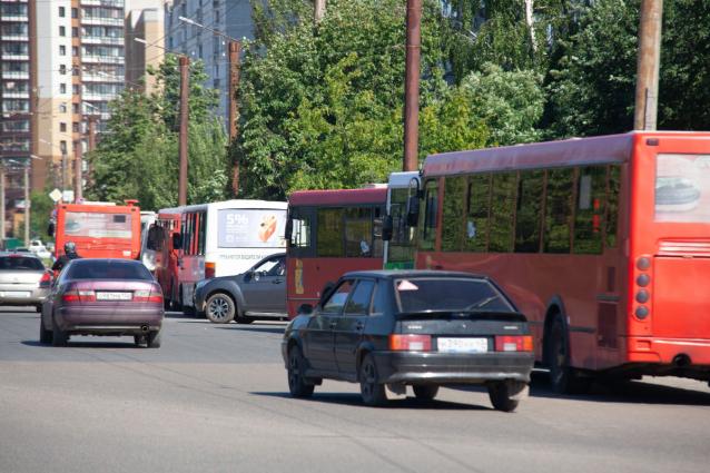 Фото В Кирове за нарушения ПДД наказали 92 водителей автобусов