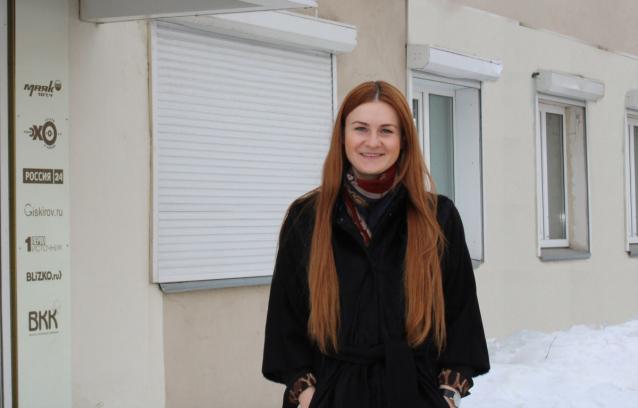 Фото О поездке в Киров, «кремлёвской секс-шпионке» и личном. Первое интервью Марии Бутиной на вятской земле