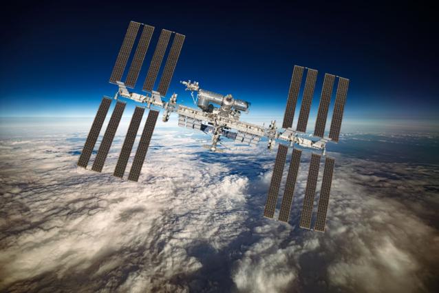 Фото Кировчане увидят Международную космическую станцию