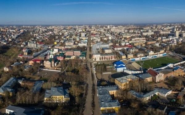 Фото В Кирове расширили исторический центр