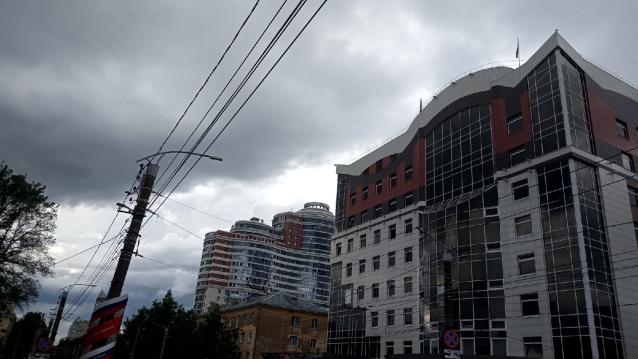 Фото В Кирове на новой рабочей неделе ожидаются дожди и грозы