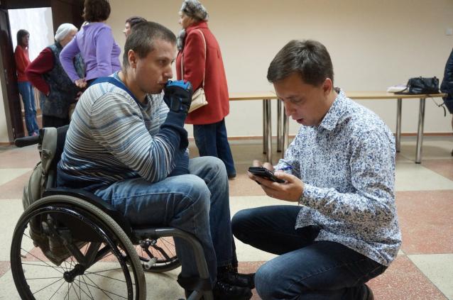 Фото Как людям с ограниченными возможностями живётся в Кирове?