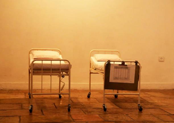 Фото В больнице Усинска не хватает мест для больных коронавирусом