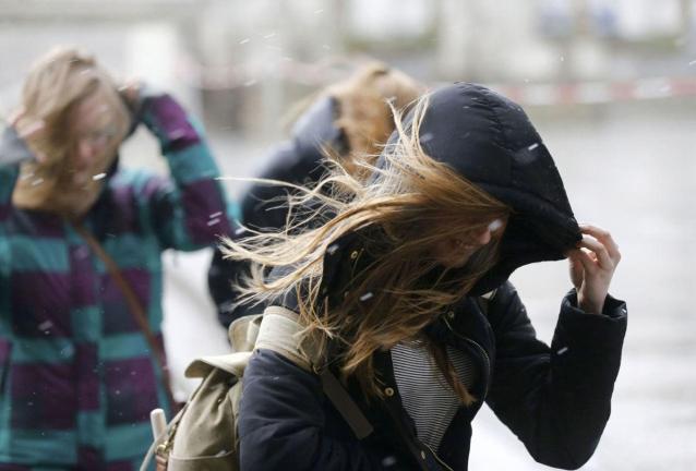 Фото В Кировской области арктическое вторжение принесёт похолодание и сильный ветер