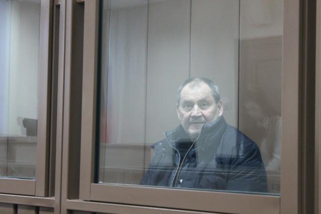 Фото Экс-глава МВД Коми выслушал приговор за взятку