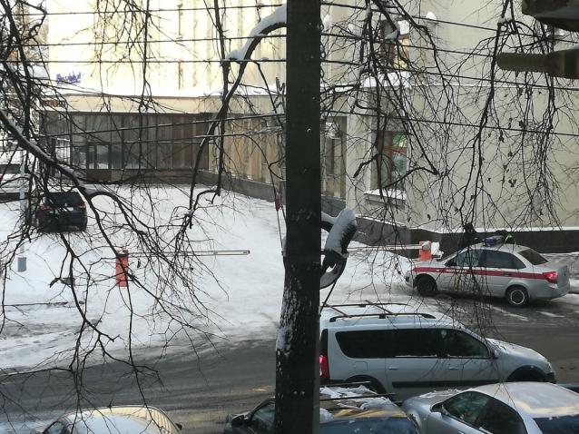 Фото Здание Правительства Кировской области взяли под круглосуточную охрану Росгвардии