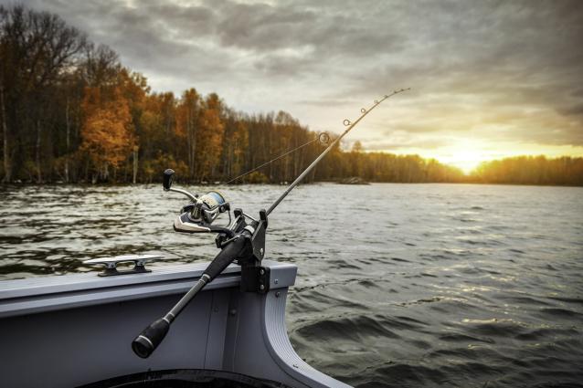 Фото Завтра в Кировской области снимается нерестовый запрет на ловлю рыбы и передвижение на моторных лодках
