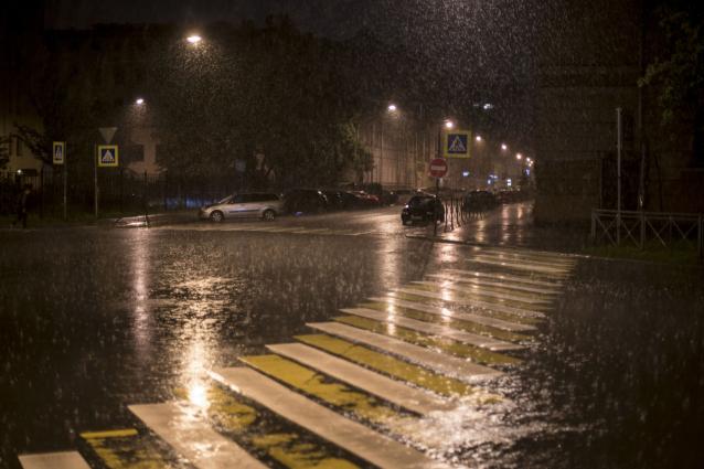 Фото В Кировской области на майские выходные ожидаются сильные дожди и порывы ветра