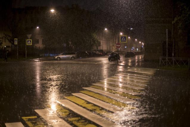 Фото В Кирове на выходных ожидаются дожди и похолодание до +7
