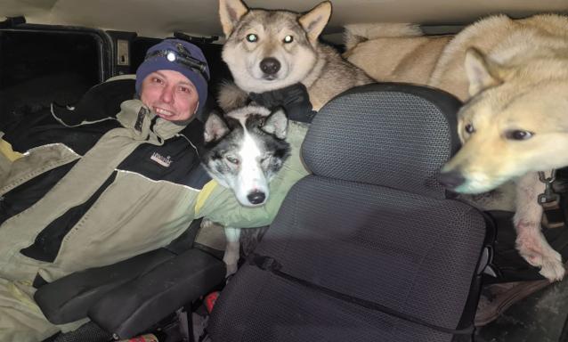 Фото «Первого волка взял живьём». Откровенное интервью с лучшим охотником-волчатником Кировской области