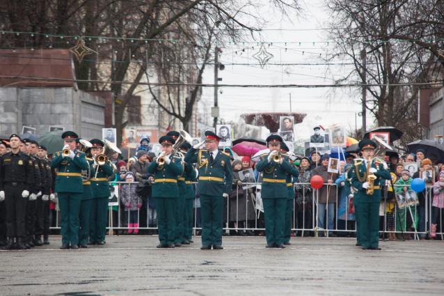 Фото В Кирове опубликована программа праздничных мероприятий на 9 мая
